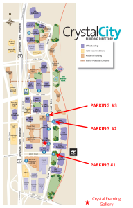 CC Parking Map